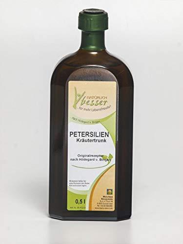 Petersilie Kräuterwein Herzwein 500ml Original nach Hildegard von Bingen (1)
