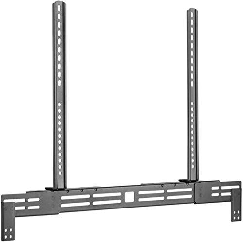 RENSLAT Soporte de hasta 10 kg Compatible con la mayoría de VESA y Soportes de Pared de hasta 600x400 Montaje Encima y Debajo del televisor
