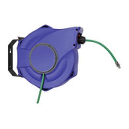 RIEGLER 259/4400-1 Dévidoir pneumatique en polyuréthane sans fil Ø 9,5 x 13,5 cm 14 m