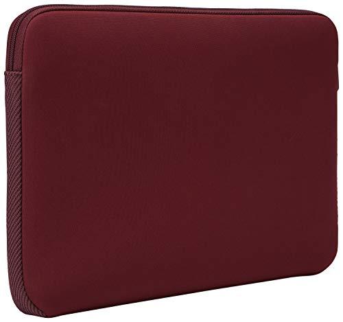 Case Logic LAPS Notebook Hülle für 13,3 Zoll Laptops (ultraschmales Sleeve, ImpactFoam Schaumpolsterung für Rundumschutz, Laptop Tasche ideal für Chromebook oder Ultrabook), Port Royale