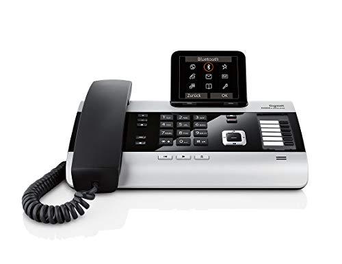 Gigaset DX800 Telefono Centralino Voip ISDN, Grigio/Nero [Italia]