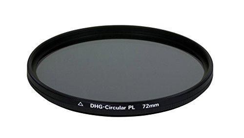 Dörr DHG Zirkular Polfilter 72 mm mit extrem flacher Filterfassung/beidseitige 10-fache Mehrschichtvergütung