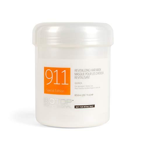 911 Quinoa Hair Mask 28.7 fl oz – Biotop Professional