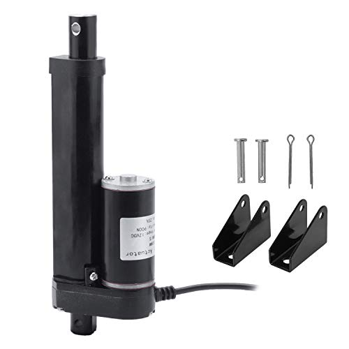 DC12V linear actuator 200mm 700mm 750mm stroke electric motor 350mm WXQ-XQ Linear drive Size : 500mm maximum drawer 1500N 450mm 400mm