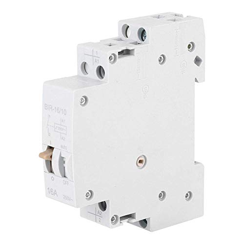 LONGWDS Relay BIR-16 Puls Relais 1NO16A 230VAC 50 / 60Hz Haushaltsstromkreis Steuerrelais