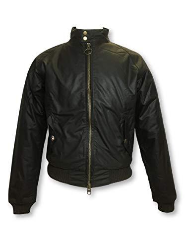 Barbour International™ Merchant Wax Jacket in Brown