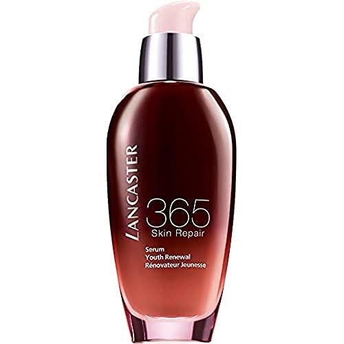 LANCASTER 365 Skin Repair Youth Renewal Serum, Anti Aging Tagescreme, leichte Textur, Zellreparatur, 50 ml