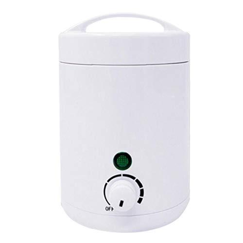 NiceCore La eliminación Heall eléctrico Calentador de Cera de parafina Calentador Pot-encerar del Pelo Máquina Calentador de Cera Calentador de Enchufe de la UE