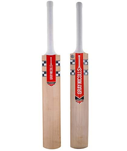 New 2019 Grays Nicholls GN Prestige Cricket Bat (Size Harrow)