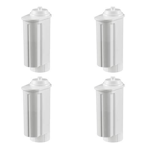 4 Wasserfilter passend für Ihren Kaffeevollautomat von Siemens, Bosch, Gaggenau, Neff, VeroBar