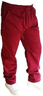 INS01B XL M Taglie Disponibili: S Nero Pantaloni Chef//Pantaloni Unisex in Policotone L