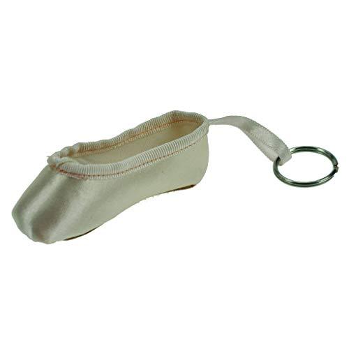 Schlüsselanhänger Ballettschuhe – Fuß Dinge