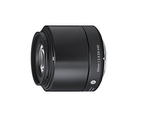 SIGMA 単焦点望遠レンズ Art 60mm F2.8 DN ブラック ソニーE用 350659