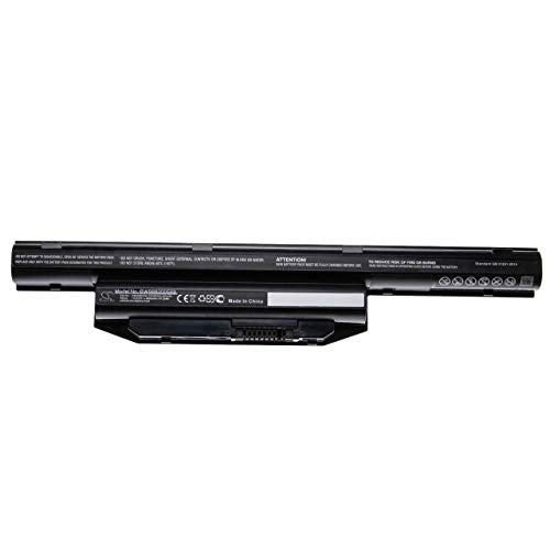 vhbw Akku Ersatz fur Fujitsu FPCBP434 fur Notebook 4400mAh 108V Li Ion schwarz