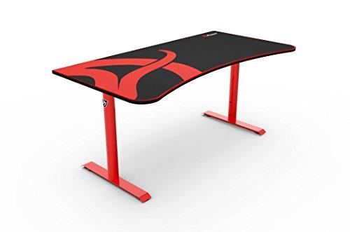 Arozzi Arena Spieltisch, Rot, 82 x 160 x 81 cm