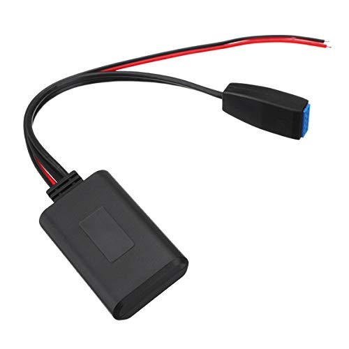 YONGYAO 10-Pin Coche Bluetooth Módulo Receptor Auxiliar Cable Adaptador De Audio para BMW E39 E46