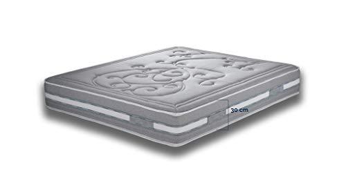Stilla Ultra Materasso a 2 Strati, Memory Foam, Top Sfoderabile (170x200 cm)