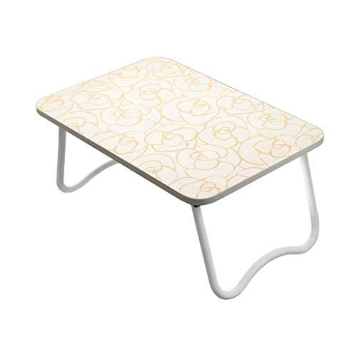 HYY-YY Laptop Bed Table Desk Foldable Portable Breakfast Holder Computer Tablet for Sofa Floor