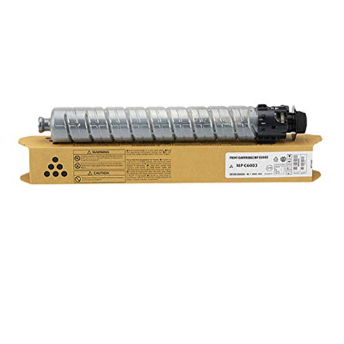 Cartuchos de tóner compatibles con Ricoh MP C4503 C6503 C6503 C4504 C6003 C6004 C6004SP para impresora láser Ricoh con chips, color negro