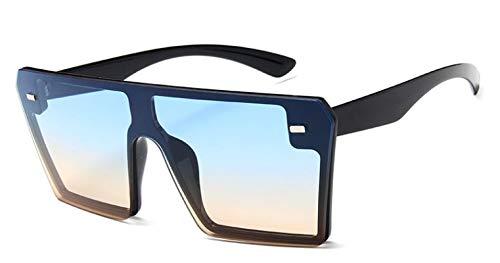 Moda 2021 gafas de sol cuadradas de gran tamaño, conducción gafas al aire libre para deportes al aire libre y actividades