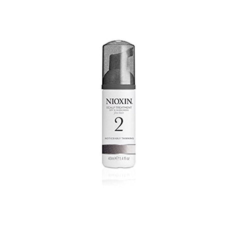 ドラム車スピーカーNioxin System 2 Scalp Treatment For Noticeably Thinning Natural Hair (100ml) (Pack of 6) - 著しく間伐自然な髪のためのニオキシンシステム2スカルプトリートメント(100ミリリットル) x6 [並行輸入品]