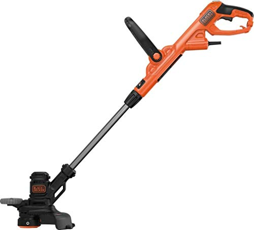 BLACK+DECKER Coupe-Bordures Filaire 550W, Coupe-Bordures...