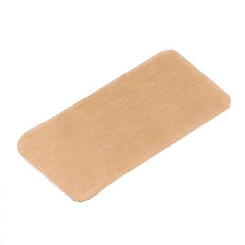 WOSOSYEYO Cicatriz de Silicona Gel Ausente Tiras Pegar Trauma médico Quemar Hoja de Cicatriz Reparación de la Piel Cicatriz Terapia Parche Removel Cicatriz