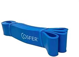 Cosfer Latex Güç Bandı 45 Mm Mavi