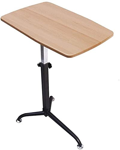 Mesa de centro Mesa de centro mesitas mesa de café de altura regulable de noche mesa de snacks se deslizan hacia arriba sofá / silla / sofá for mantener las bebidas aperitivos guías telefónicas de fác
