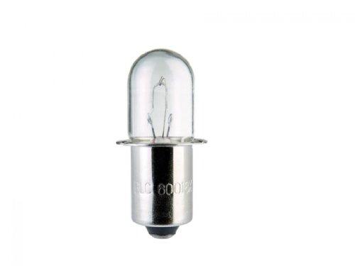 Dewalt DE9083-XJ Bombillas de Recambio de xenón DE9083, para lámparas a batería, Paquete de 2 Unidades, 36 y 18 voltios