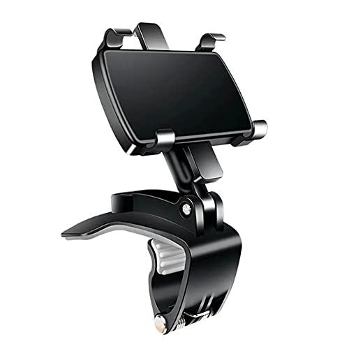 XIALIMY Soportes para móviles Tenedor de teléfono del Coche 360 Universal Coche Dashboard Mount Hold Soporte Soporte para teléfono móvil GPS Accesorios para automóviles Titular Interior