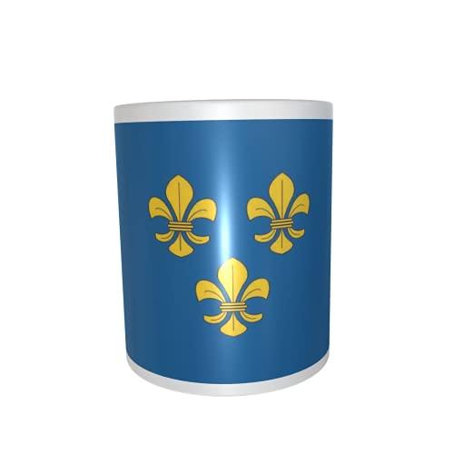 U24 Tasse Kaffeebecher Mug Cup Flagge Wiesbaden