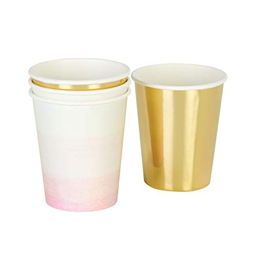We Heart Pink Paper Cup 12Pk