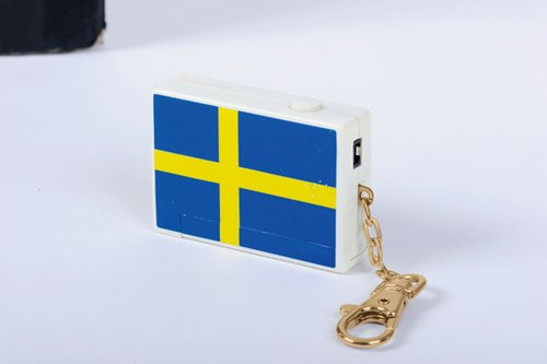 ミニデジタルカメラ フラッグ/スウェーデン ORG-TDC1-D