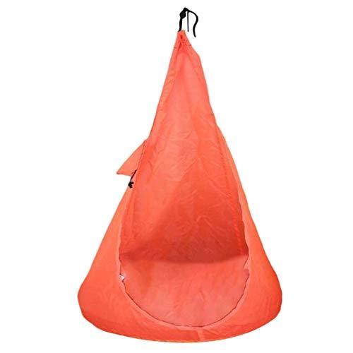 SSGLOVELIN Portátil Cuerda Colgando Hamaca Columpio Asiento, el Viaje de Camping Silla de la Hamaca Relax Silla Colgante del oscilación for Interior/Exterior (Color : 12)