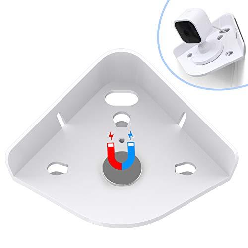 Eck-Kamera-Regal, Sicherheits-Wandhalterung für Blink Mini Heimkamera – integriertes Kabelmanagementsystem und mehrfachen Installationen