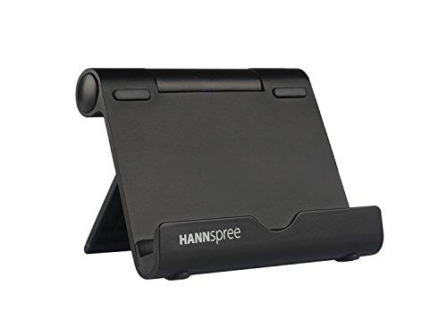 Hannspree Universal Aluminum Etui mit Stand für Tablet Silber