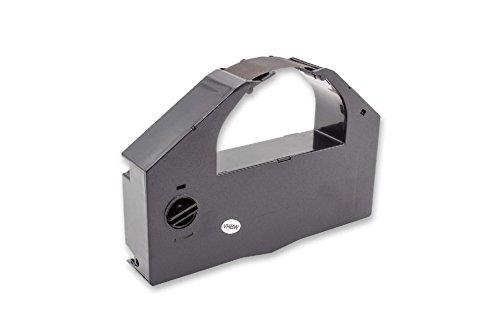 Cinta de nailon de tinta vhbw para impresora matricial Epson DLQ-3000, DLQ-3000 Plus, DLQ-3000K, DLQ-3500, DLQ3000, DLQ3000K, DLQ3500 como S015067.