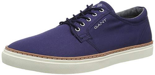 GANT Footwear Herren PREPVILLE Sneaker, Blau (Marine G69), 43 EU