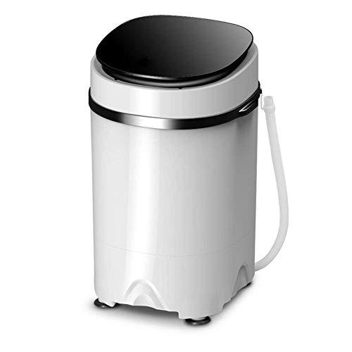 YLCJ Lavadora portátil Mini: Puede Lavar Ropa de 3,8 kg, Lavar y centrifugar, Ahorrar energía y Agua con Poco Ruido para Apartamentos, hoteles, campamentos, dormitorios
