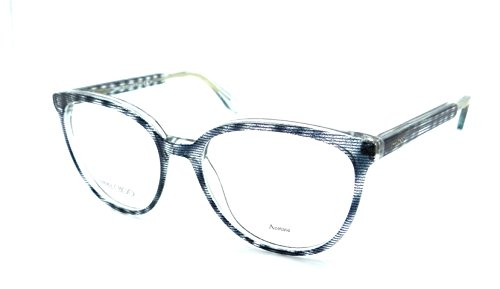 Jimmy Choo Brillengestelle Jc96 Monturas de gafas, Rosa (Pink), 52.0 para Mujer