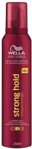 Wella ProSeries Schaumfestiger Strong, 3er Pack (3 x 250 ml)