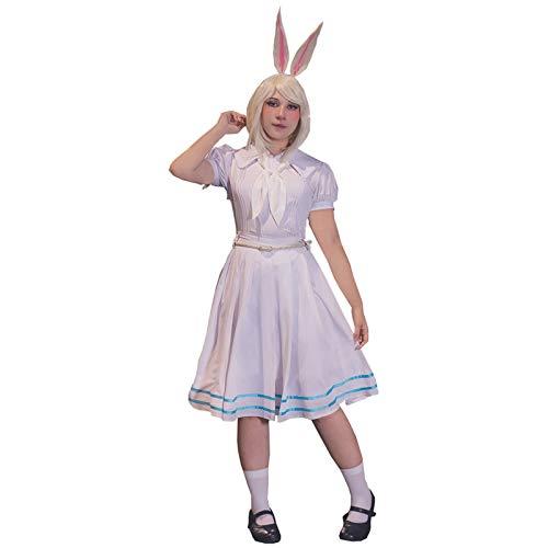 Haru Cosplay Anime Beastars Cosplay Costume Women School Uniform Costume Rabbit Girl Japanese Uniform Outfit White