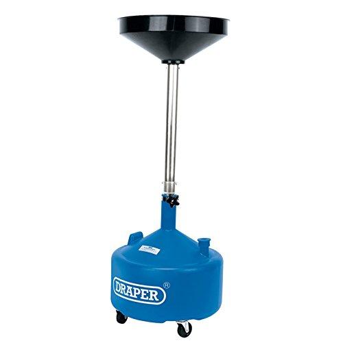 Draper 23612 30 l Teleskop-Ölablasser