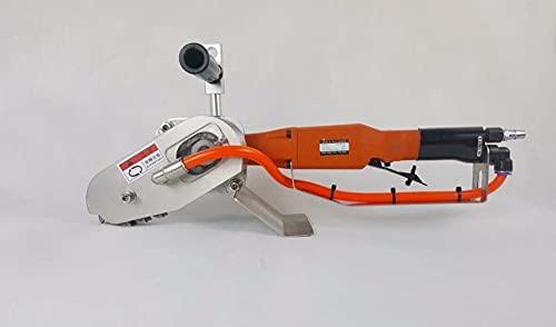CENPEN Máquina de pelado de cartón neumático de gran potencia, descarga de residuos de corte de borde de papel,Pelacables de cortador de cartón corrugado