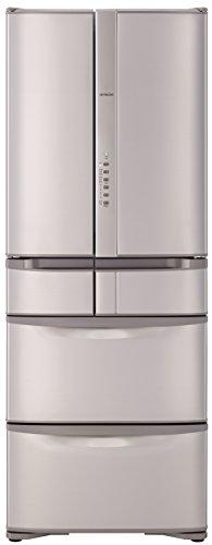日立 冷蔵庫 大容量505L フレンチ6ドア ステンレスシャンパン R-F510G SN