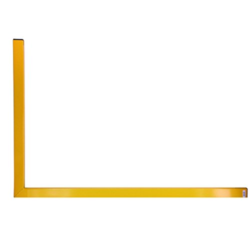 HaWe Alu-Handwerkerwinkel | Rechteckprofil 50x 0 mm | Alu-Profil, ohne Libellen| LxB 120x80mm