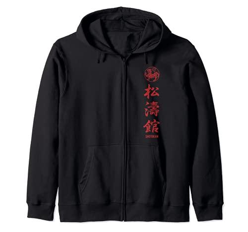 Shotokan Karate, Shotokan Kanji Kapuzenjacke