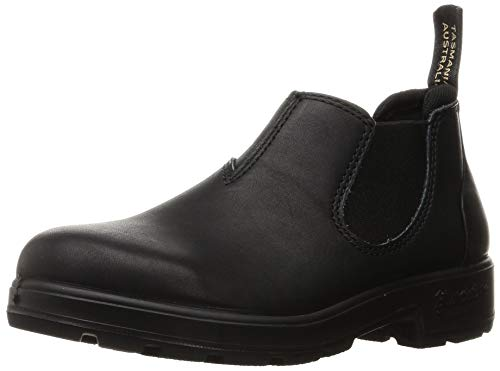 Blundstone Original Low-Cut Shoe Black AU 7.5 (US Men's 8.5, US Women's 10.5) Medium