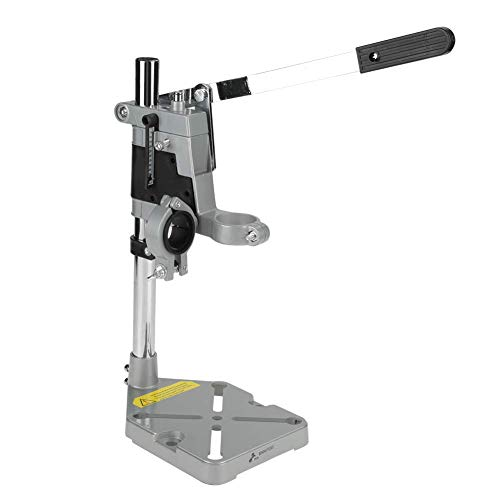 Find Discount ZXY-NAN Drill Press Stand, Pratical Clamp Drill Press Stand Workbench Repair Tool Plun...